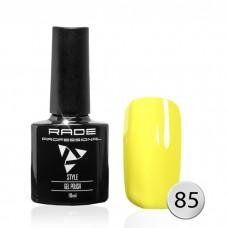 № 085 Цветной Гель-лак Rade Style 10 мл.